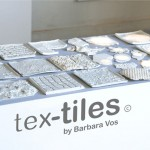 Studio Barbara Vos | tex-tiles, porcelain and lace tiling