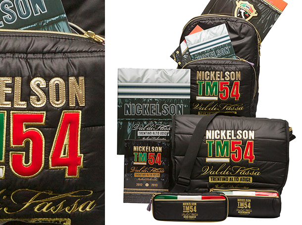 Studio Barbara Vos | Bag designs of Nickelson in assignment of New Edition