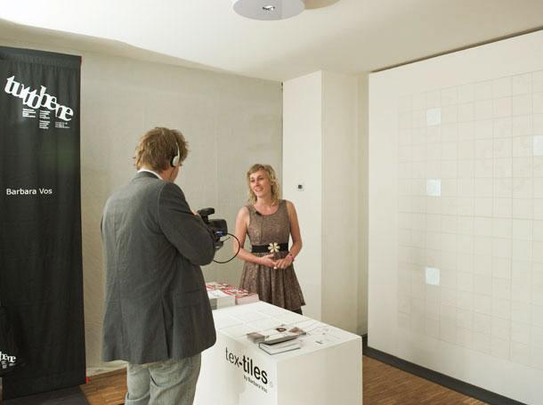 Studio Barbara Vos | Product Design - Tex-tiles