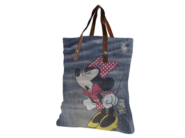 Studio Barbara Vos | Disney Minnie Bag Denim for ITC