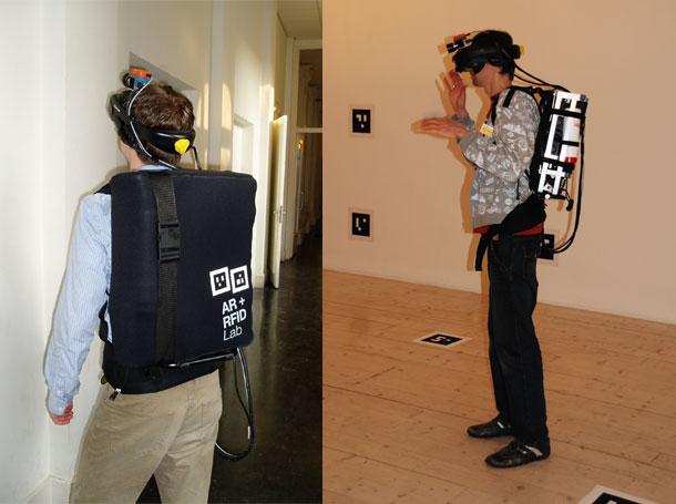 Studio Barbara Vos | AR Backpack