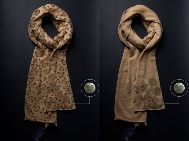 Studio Barbara Vos | Mickey Brown scarf