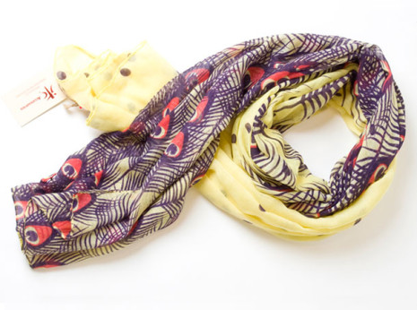 Studio Barbara Vos | Summer scarf
