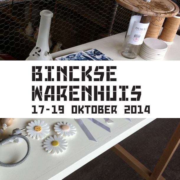 Studio Barbara Vos | Binckse Warenhuis