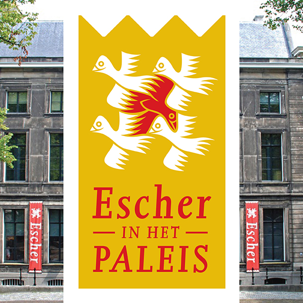 Studio Barbara Vos | Escher in het Paleis