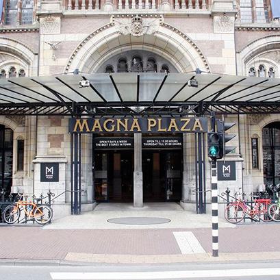 Studio Barbara Vos | Tuttobene Magna Plaza Amsterdam