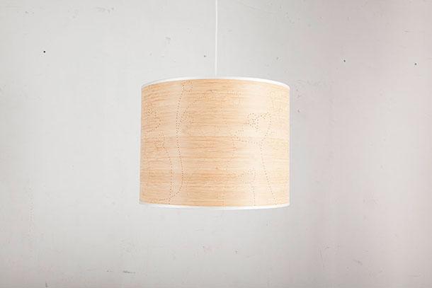 Bamboo Lampshade | Barbara Vos
