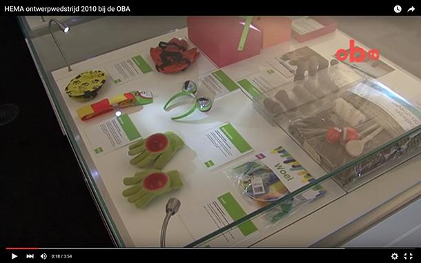 Studio Barbara Vos | Hema ontwerpwedstrijd OBA