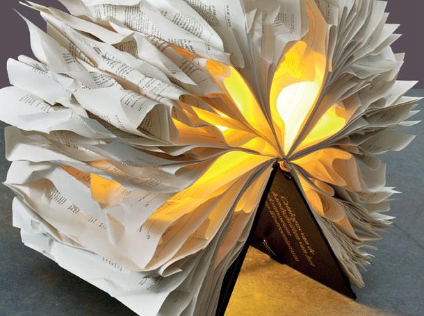 Studio Barbara Vos   Meermanno Booklight