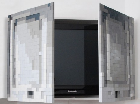 pixel pixels cabinet tvmeubel tv
