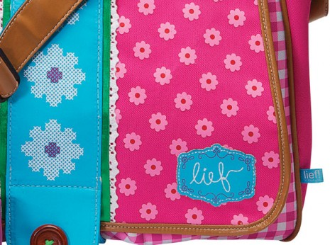 Studio Barbara Vos | Design Lief! bags and pencilcases 2012 Back to school for New Edition