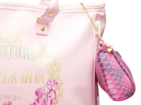 Studio Barbara Vos | Design Little Diva bags and pencilcases 2012 Back to school for New Edition