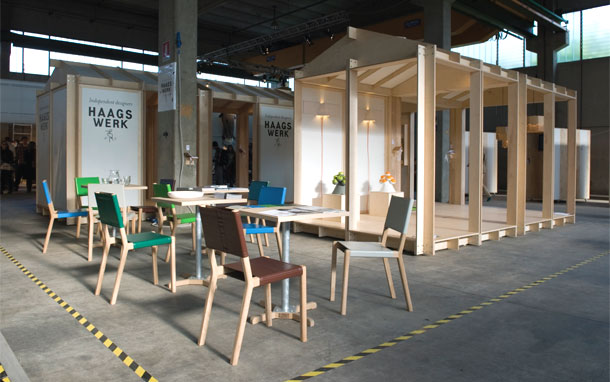 Studio Barbara Vos | Haags Werk, Salone del Mobile