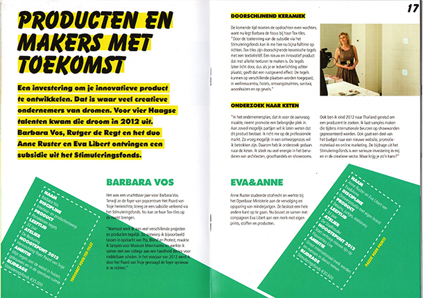 Studio Barbara Vos   CSDH