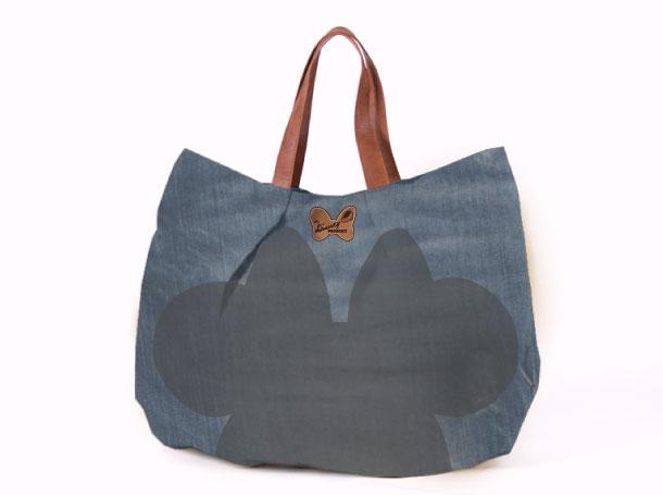 Studio Barbara Vos | Disney Minnie Bag Denim for ITC