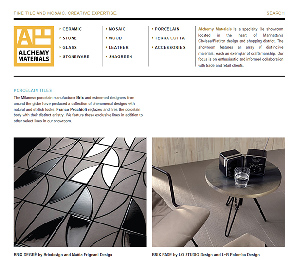 Studio Barbara Vos | Alchemy Materials