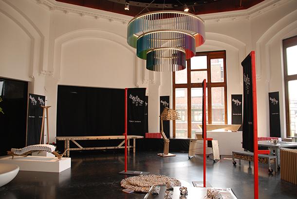 Studio Barbara Vos   Tuttobene Magna Plaza Amsterdam