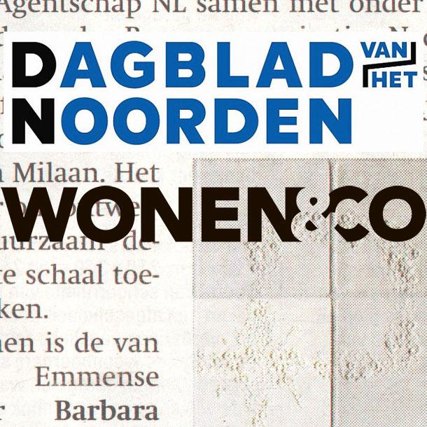 Studio Barbara Vos | Dagblad naar het Noorden