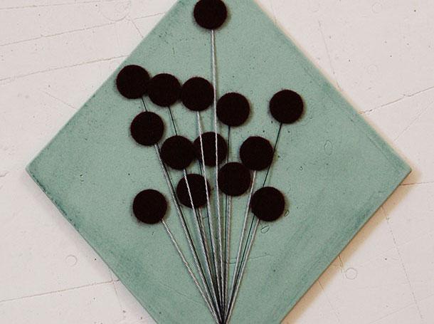 Diamond tile - Studio Barbara Vos