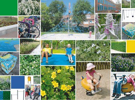 Studio Barbara Vos | Cromvlietpark Den Haag